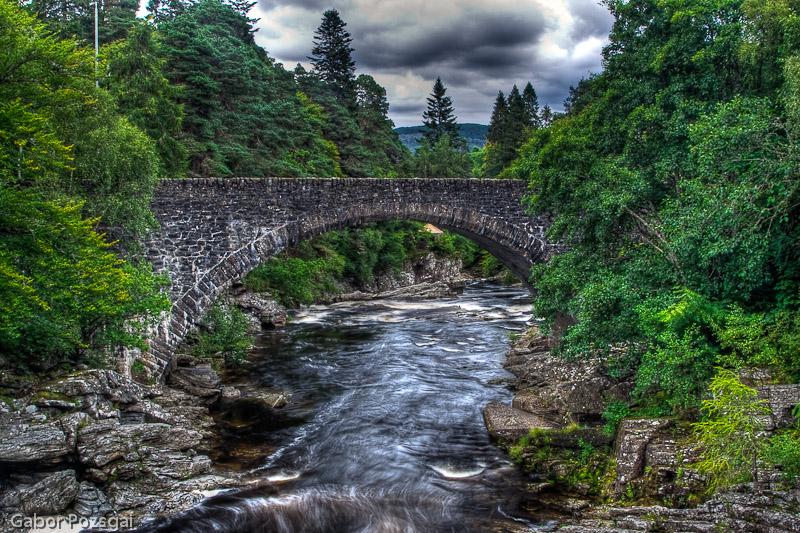 Photogabor.com - The Old Bridge Invermoriston