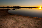 Sunset at Embalse de Ayuela